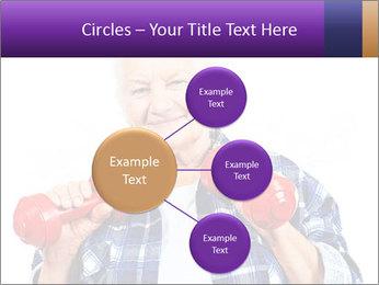 Happy grandma PowerPoint Templates - Slide 79