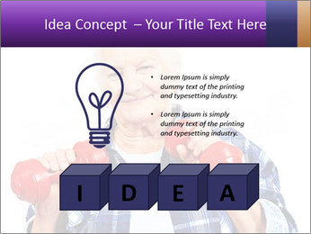 Happy grandma PowerPoint Template - Slide 80