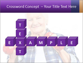 Happy grandma PowerPoint Templates - Slide 82