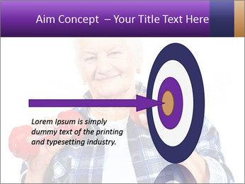 Happy grandma PowerPoint Template - Slide 83