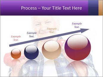 Happy grandma PowerPoint Template - Slide 87