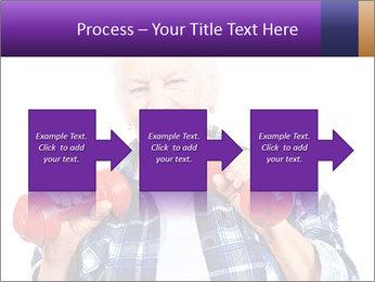 Happy grandma PowerPoint Template - Slide 88