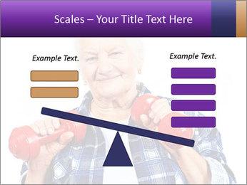 Happy grandma PowerPoint Template - Slide 89