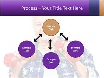 Happy grandma PowerPoint Template - Slide 91