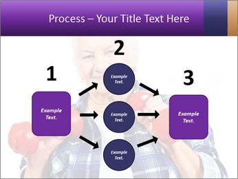 Happy grandma PowerPoint Templates - Slide 92