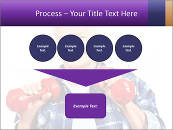 Happy grandma PowerPoint Template - Slide 93