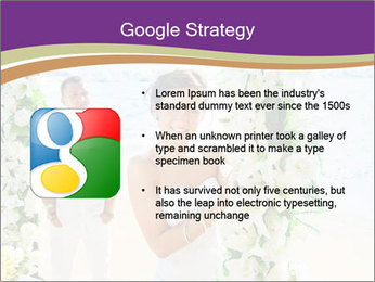 Romantic wedding PowerPoint Template - Slide 10