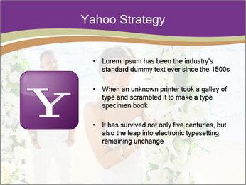 Romantic wedding PowerPoint Template - Slide 11