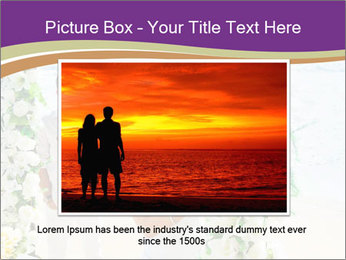 Romantic wedding PowerPoint Templates - Slide 15