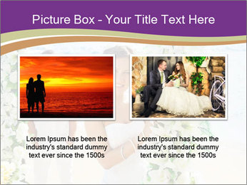 Romantic wedding PowerPoint Templates - Slide 18
