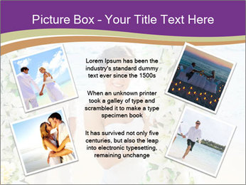 Romantic wedding PowerPoint Templates - Slide 24
