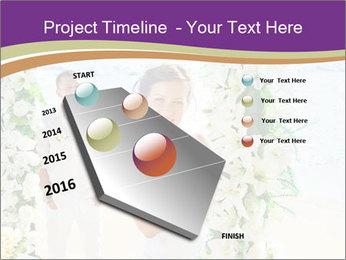 Romantic wedding PowerPoint Template - Slide 26