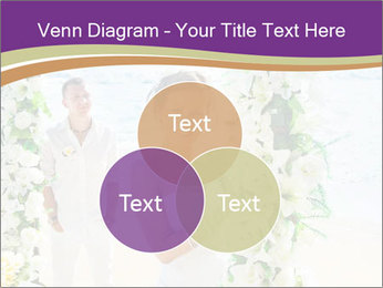 Romantic wedding PowerPoint Template - Slide 33