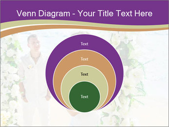 Romantic wedding PowerPoint Template - Slide 34