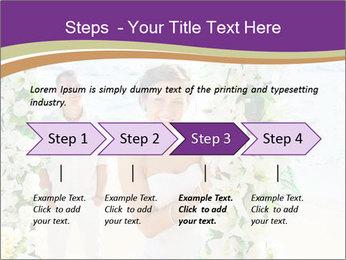 Romantic wedding PowerPoint Template - Slide 4