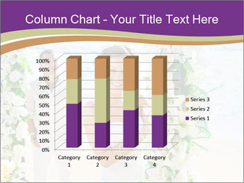Romantic wedding PowerPoint Template - Slide 50