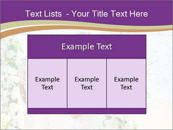 Romantic wedding PowerPoint Template - Slide 59