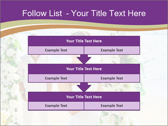 Romantic wedding PowerPoint Template - Slide 60
