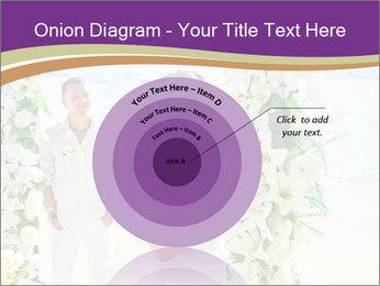 Romantic wedding PowerPoint Template - Slide 61