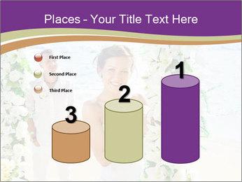Romantic wedding PowerPoint Template - Slide 65
