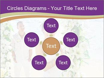 Romantic wedding PowerPoint Template - Slide 78