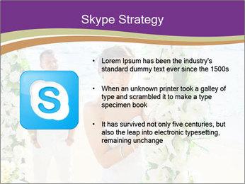 Romantic wedding PowerPoint Template - Slide 8