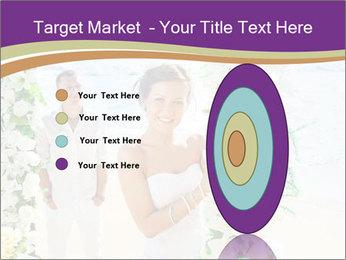 Romantic wedding PowerPoint Template - Slide 84