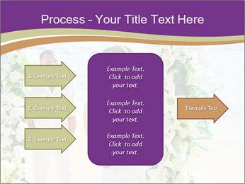 Romantic wedding PowerPoint Template - Slide 85