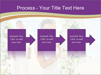 Romantic wedding PowerPoint Templates - Slide 88