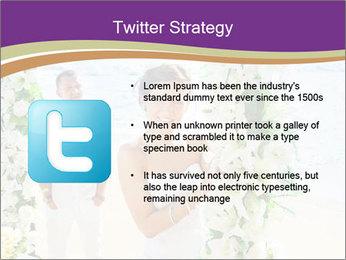Romantic wedding PowerPoint Template - Slide 9