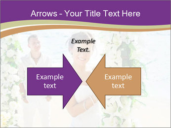 Romantic wedding PowerPoint Template - Slide 90
