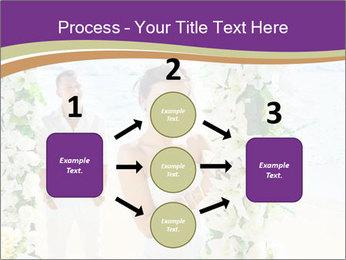 Romantic wedding PowerPoint Template - Slide 92