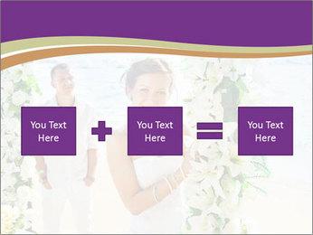 Romantic wedding PowerPoint Template - Slide 95
