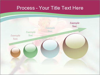 Spring blossom macro PowerPoint Template - Slide 87