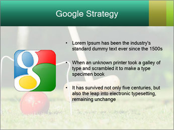 Croquet in the garden PowerPoint Templates - Slide 10