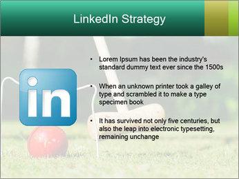 Croquet in the garden PowerPoint Templates - Slide 12