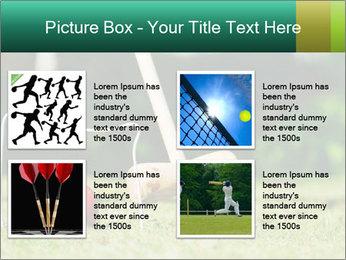 Croquet in the garden PowerPoint Templates - Slide 14