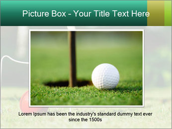 Croquet in the garden PowerPoint Templates - Slide 15