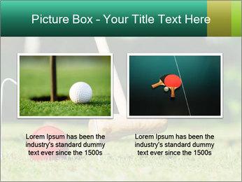 Croquet in the garden PowerPoint Templates - Slide 18