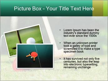 Croquet in the garden PowerPoint Templates - Slide 20