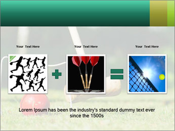Croquet in the garden PowerPoint Templates - Slide 22