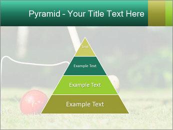 Croquet in the garden PowerPoint Templates - Slide 30