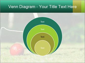 Croquet in the garden PowerPoint Templates - Slide 34