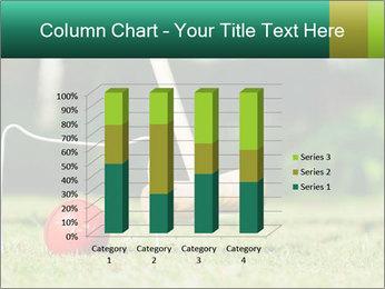 Croquet in the garden PowerPoint Templates - Slide 50