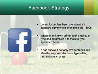 Croquet in the garden PowerPoint Templates - Slide 6