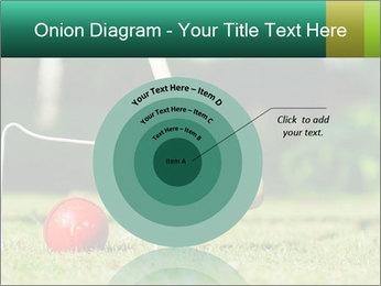 Croquet in the garden PowerPoint Templates - Slide 61