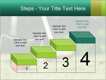 Croquet in the garden PowerPoint Templates - Slide 64
