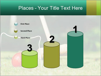 Croquet in the garden PowerPoint Templates - Slide 65