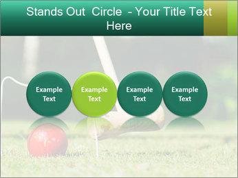 Croquet in the garden PowerPoint Templates - Slide 76