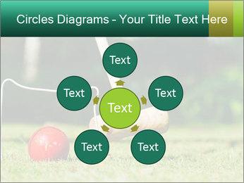 Croquet in the garden PowerPoint Templates - Slide 78
